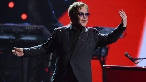 Elton rules at US music festival   Euro Chart Bites Magazine   Scoop.it