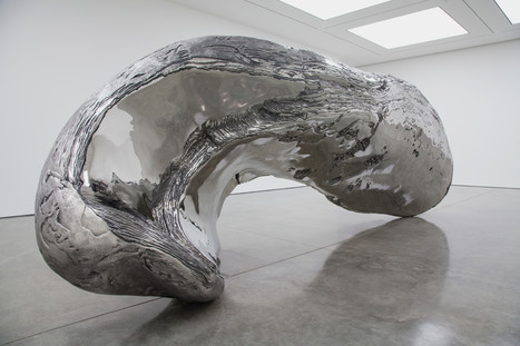 Marc Quinn: Frozen Wave | Art Installations, Sculpture, Contemporary Art | Scoop.it