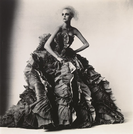 For Irving Penn, Perfect Portraiture Wasn't Just For Fashion Models | Backstage Rituals | Scoop.it