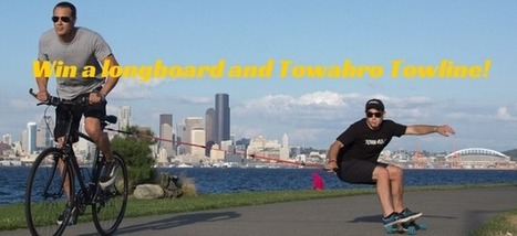 Towabro.com: Sign up for a chance to win a free longboard and Towabro Towline | Skater Life | Scoop.it