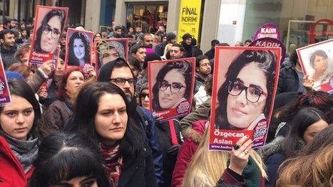 Turkey rallies over murder of woman who 'resisted rape' - BBC News | gender | Scoop.it