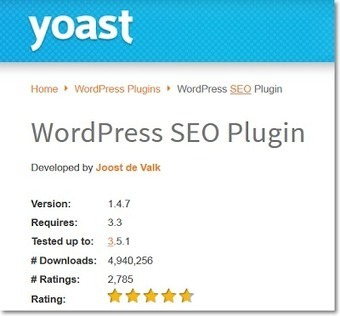 Plugins de WordPress SEO para Aumentar sus Resultados de Búsqueda | Social Media | Scoop.it