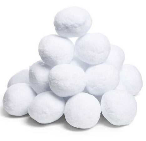 Boules de neige en peluche les batailles de boules de neige à la maison sont ouvertes toute l'année ! | Infos Japon | Scoop.it