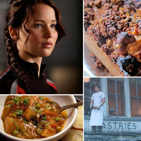 Healthy Recipes Inspired by the Hunger Games - FitSugar.com | Fabulous Chefs, And The Last Word in Today's Cuisine | Scoop.it