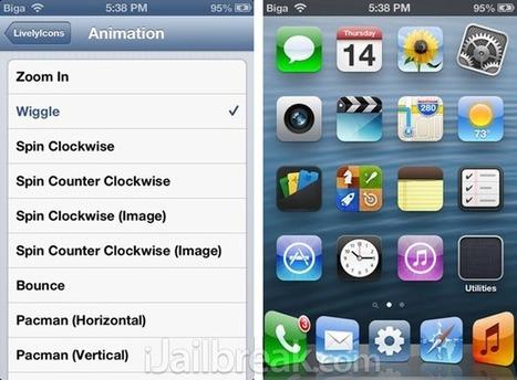 LivelyIcons Cydia Tweak Will Animate iOS App Launching   iJailbreak.com   Jailbreak News, Guides, Tutorials   Scoop.it