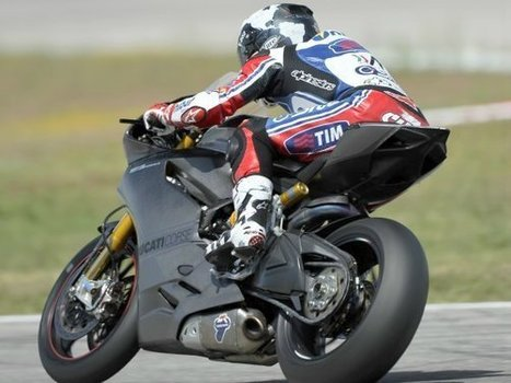 Checa testing 1199 Superbike | Ducati news | Scoop.it