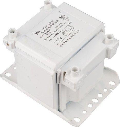 Voltage d'un ballast pour ampoule sodium haut pression ou iodure ... | Ballast | Scoop.it