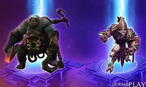 HotS Kahraman ve Kost | Playstation Network | Scoop.it