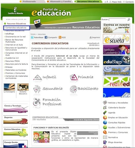 Introducción a la PDI en 10 pasos | Observatorio Tecnológico | Recursos educaTICvos | Scoop.it