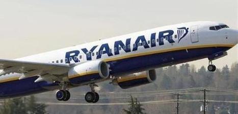 Ryanair echa de sus aviones a un pasajero durante dos años | FMR Consulting News | Scoop.it
