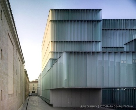 CARRION ROMAN THEATER REHAB IN A CULTURAL CENTER / BY MGM ARCHITECTS - SPAIN | architecture & design  on dapaper mag | Scoop.it
