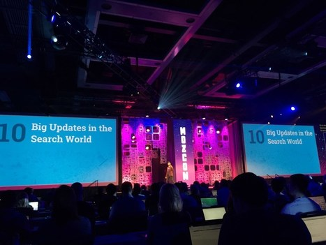 All (and I do mean ALL) my notes from #MozCon 2016 | Online Marketing Resources | Scoop.it