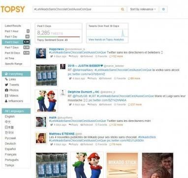 Le badbuzz calculé de Mikado #MikadoStick | Social Media Curation par Mon Habitat Web | Scoop.it