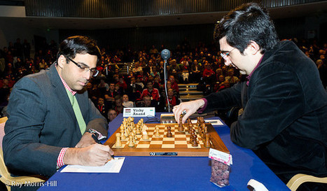 London R4: Carlsen in sole lead after another win, epic fight McShane-Aronian   ChessVibes   Chess on the net   Scoop.it