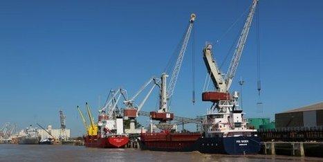 Le Port de Bordeaux reçoit 400.000 € de l'UE | Fonds européens en Aquitaine | Scoop.it