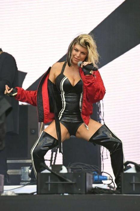 Photos : Fergie toute chaude sexy au Wireless Festival de Finsbury Park 2016 | Radio Planète-Eléa | Scoop.it
