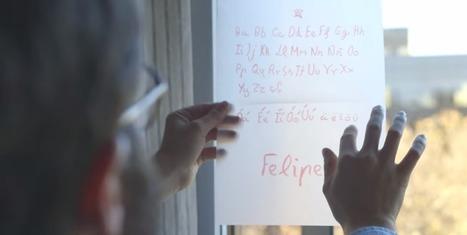Felipe Script, la tipo para escribir con el puño y letra de un Rey | Mundo diseño | Scoop.it