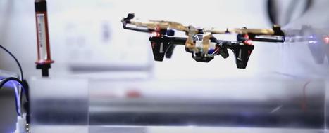 Nouvelles technologies : Un drone qui vole sans batterie | Actualité Aéromodélisme | Scoop.it
