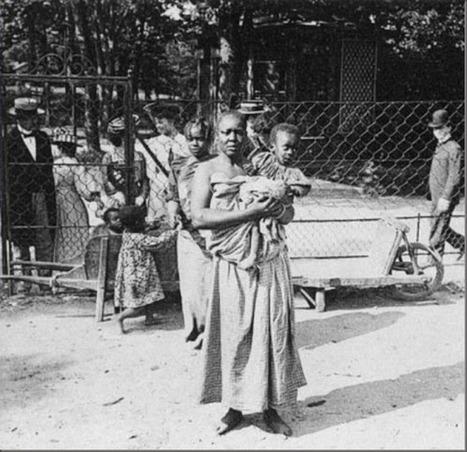 Deep Racism : The Forgotten History Of Human Zoos | psicología y apego | Scoop.it