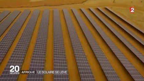Au Sénégal, cette centrale solaire offre soudainement l'électricité à 160000 habitants ! (VIDÉO)   Energies Renouvelables   Scoop.it