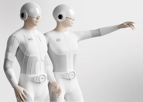 Teslasuit: This Full Body Suit Lets You Feel Virtual Reality - Futurism | Game development | Scoop.it