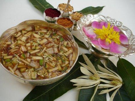 Ugadi Pachadi Recipe - How To Make Ugadi Pachadi & Instructions - tollytrendz | tollytrendz | Scoop.it