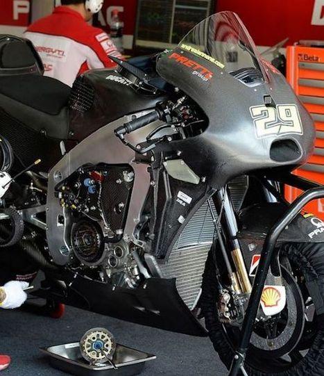 Ducati GP14: we are approaching?   Ductalk Ducati News   Scoop.it