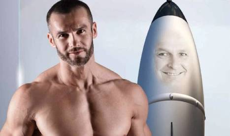 Chuck Tingle counter-trolls the Gamergaters who nominated his erotica for a Hugo Award | Adventures in Science Fiction | Scoop.it