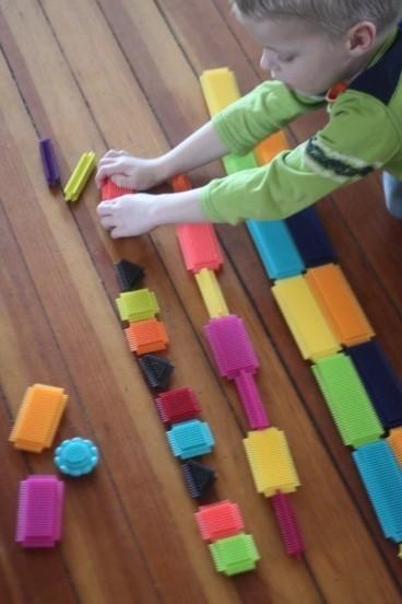 Learning Patterns with Blocks | School matters | Scoop.it