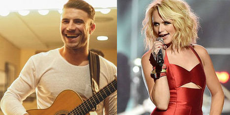 Could Sam Hunt be Taking His Time with Miranda Lambert? | Country Music Today | Scoop.it