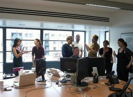 Repenser l'organisation du travail pour plus de bien-être Outils de l'IC | Coaching de l'Intelligence et de la conscience collective | Scoop.it