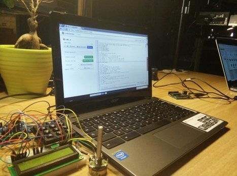 Program Your Arduino from Your Chromebook | Raspberry Pi | Scoop.it