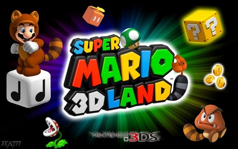 Super Mario High Definition | Game Wallpapers | Scoop.it