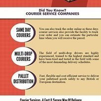 Courier Services- A Fast & Secure Way Of Delivery | Courier Companies on GOOD | Courier Services | Scoop.it