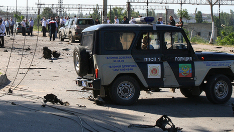 2 dead, 11 injured incl civilians in car bomb attack on police station in Russia   Saif al Islam   Scoop.it