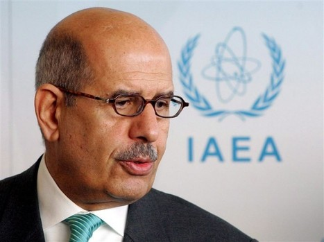 ElBaradei sensing an opportunity for 2011 presedntial run? | Coveting Freedom | Scoop.it