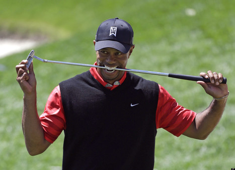 Tiger Woods Ad Under Fire | Road to 2013 Masters | Scoop.it