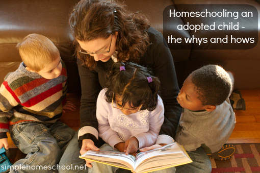 Homeschooling an adopted child: The whys and ho...