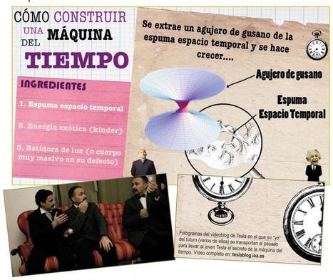 Viajes en el tiempo... o ponga un terminator en su pasado | www-revista.iaa.es | Dibuix Tècnic | Scoop.it