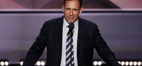 Peter Thiel Is Very, Very Interested in Young People's Blood | Peer2Politics | Scoop.it