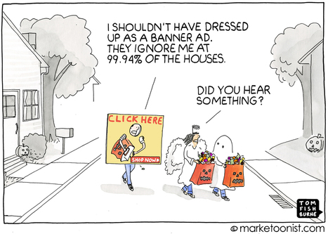 Marketoonist | Tom Fishburne | Research, marketing and insights | Scoop.it