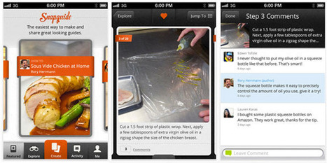 Snapguide Makes Anyone a Guide NY times | Into the Driver's Seat | Scoop.it