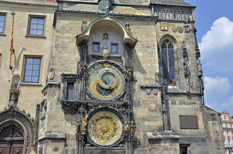 Prague astronomical clock | Wikiwand | STEM Connections | Scoop.it