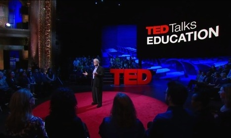 5 of the Most Popular TED Talks to Inspire Educators | Education | Scoop.it