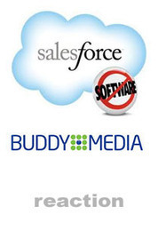 CRM Leaders Betting On Social – Salesforce Buys Buddy Media Reaction | Online Relations & Community management | Scoop.it
