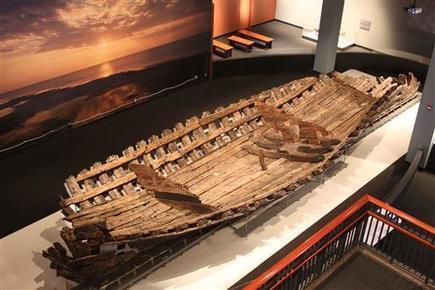 Restoration done on vessel that sank more than 300 years ago | News we like | Scoop.it