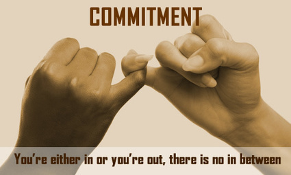 "NO ""IFS"" IN COMMITMENT 
