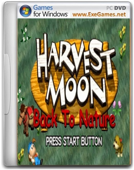 Harvest Moon Back To Nature Game - Free Download Full Version For PC | Free PC Games Download | Download Free Full Games | ananda univer oblo | Scoop.it