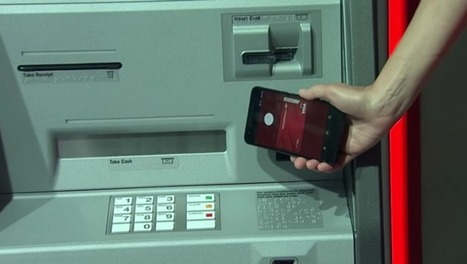 Bank Of America Will Let You Withdraw Cash Using Android Pay At 5,000 ATMs By The End Of This Year | SME Cyber Security | Scoop.it