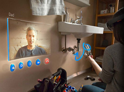 La réalité augmentée, l'outil du futur bricoleur | Ressources pour la Technologie au College | Scoop.it